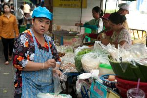 Street Hawker-Thailand by tanlin