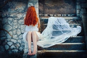 Waiting in vain-autumn version by antoanette