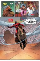 Scarlet Spider  issue #16 p15 by MASTER-OF-SUPRISE