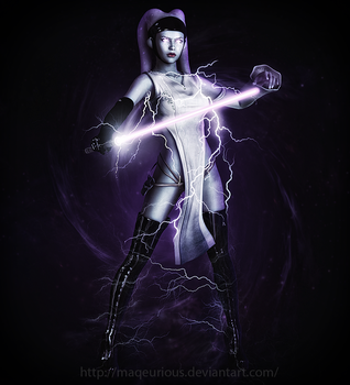 SWTOR: Sith Sorcerer - Redo by maqeurious