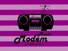 Modem Music transfer1 by alezzita