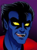 Nightcrawler by Red-Flare