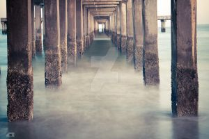 Under the Boardwalk by carlosthomas