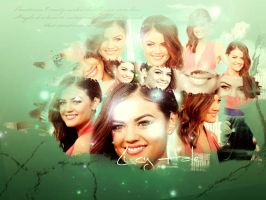 Lucy Hale Blend by angiehkutcher