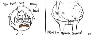 Now I'm Gonna Starve by corinnelovesyoux