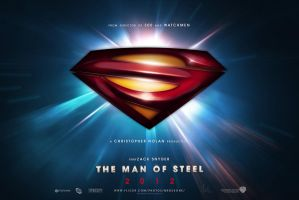 SUPERMAN 2012 SHIELD Classic by Medusone
