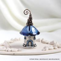 Blueberry House of tiny fairies by vavaleff