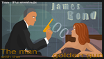 JB The man with the golden gun by Palatin