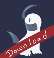 Free Animated Absol Profile page doll by DreamerssKingdom