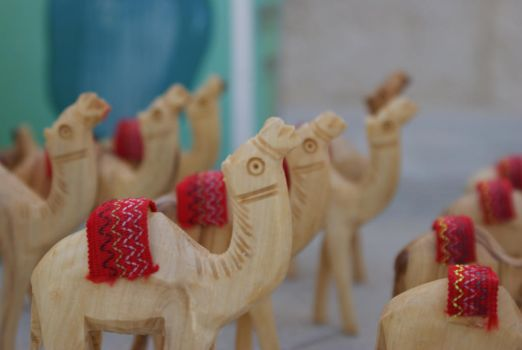 Mini Camels by chickapea17