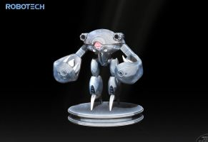 Robotech: Invid by sergiosoares
