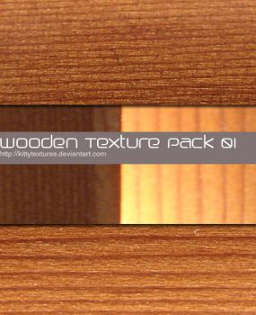 Wooden texture pack 01 by kittytextures