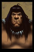 BARBARIAN by LiamSharp