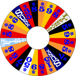Wheel of Fortune - 1912 Titanic Edition Round 4 by germanname