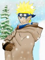 a Naruto winter by Concepts-Reloaded