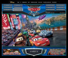disney cars club 2 by fabienne-phantom