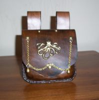 Octopus Belt Bag by waywarddreams