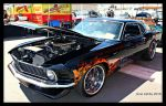 One Hot Mustang by StallionDesigns