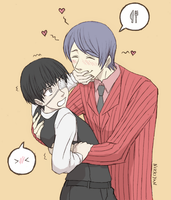 Can I eat you, Kaneki-kun? by nikki-yan32