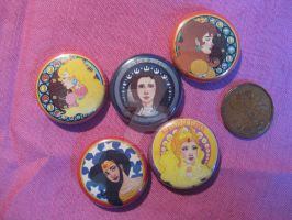 Buttons by aprilmdesigns
