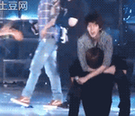 Yesung Dance Bomb GIF by noni126