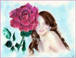 Wild Rose by Katerina-Art