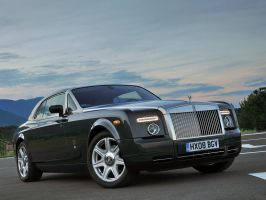Rolls Royce Phantom Coupe by TheCarloos