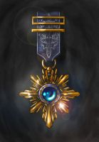 The Morning Star Medal by LuBruZ