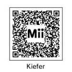 Kiefer Mii 3DS QR Code by s64