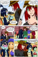 SkullGirls: Trades page 20 by Shouhda