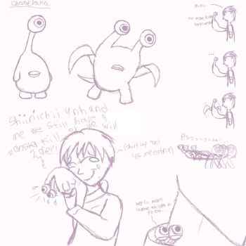 Migi sketch dump by ChaoFlakaa