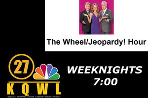 Wheel-Jeopardy Promo for KQWL-TV (1996-2001) by revinchristianhatol