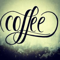Coffee Hand lettering practice by KarenNicole97