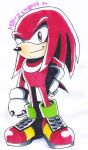 Alike Sonic I just Chuckle by 7marichan7