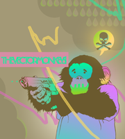 The Vector Monkey's... by VektorKunst