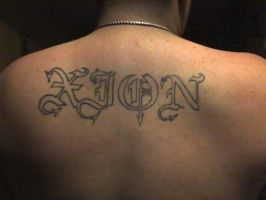 my son's name by franko215