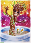 Groot by Greenticky
