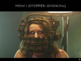 Stop smoking with Amanda Young by Unusualize