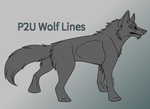 Pay-to-Use Wolf Lines 3 by Comet-117