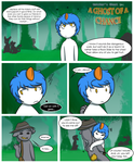 PMDU: Basalt Halls - A Ghost of a Chance PG1 by WackyTwillight