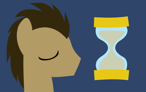 Lineless doctor whooves by Death-of-all