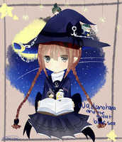 Wadanohara and the great blue sea by mijikai-o-tan