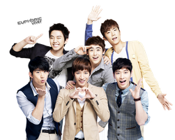 2PM PNG by euphoriclover