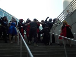 AX2014 - Marvel/DC Gathering: 086 by ARp-Photography