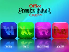 Office Creative Suite 3 by klen70
