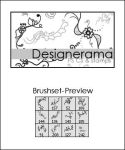 PS Brushes Designerama by shoozie