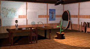 Blender: Room by Donitz