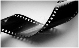 ...black and white film by andreea10