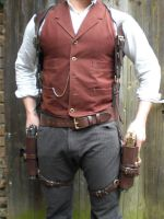 Steampunkholster-1 by Leder-Joe