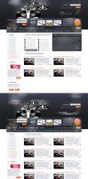 F1style internet shop by touchdesign